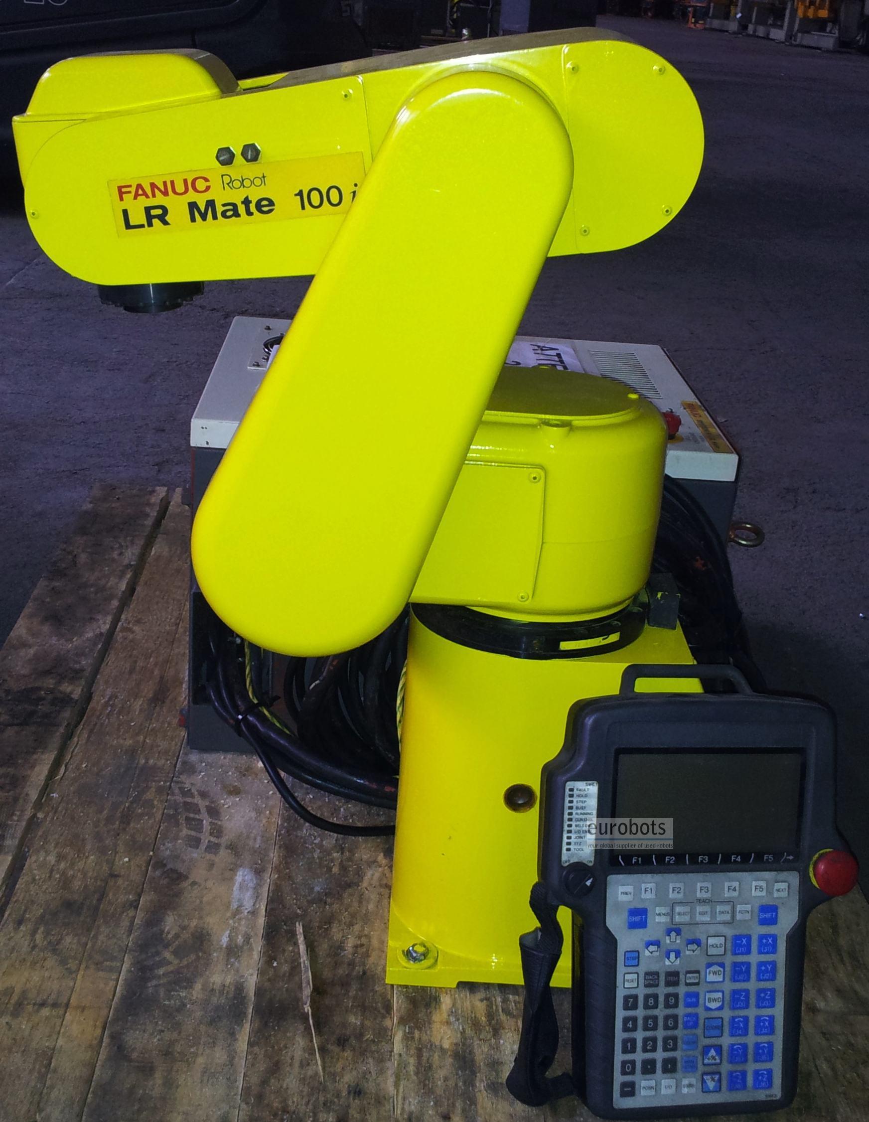 Fanuc Robot troubleshooting Manual lr mate 200id programming